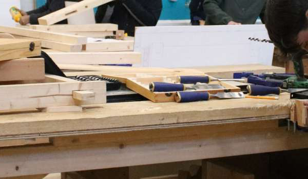 Carpentry & Joinery (Level 1 Diploma) - bt365体育农村(奥特利)